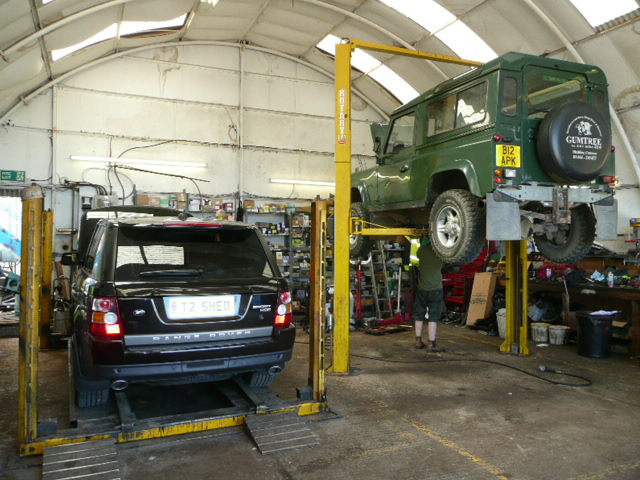 Gumtree 4x4 servicing